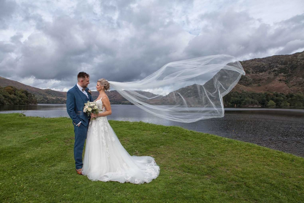 Beautiful Lake District Wedding Photos
