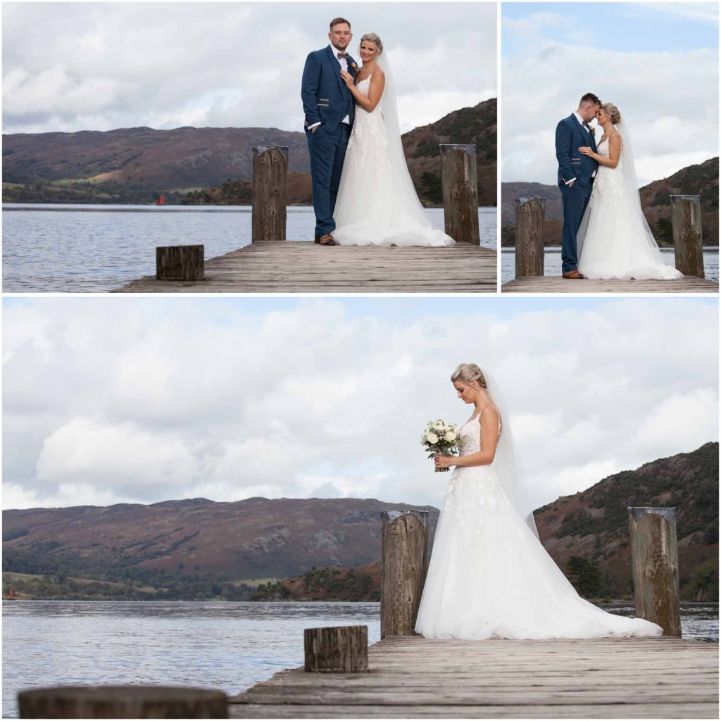 Inn On The Lake Jetty and wedding photography with SKL Photography