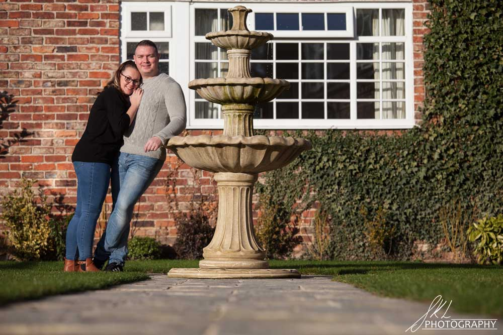 Engagement Photography - The Bridge Wetherby